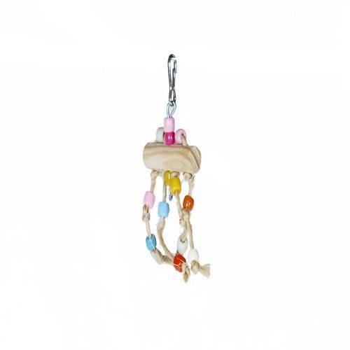 Chuveiro Toy For Bird para Pássaros Colorido