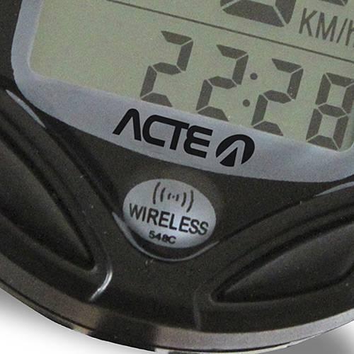 Ciclo Computador P/ Bicicleta S/ Fio + 16 Funções - Acte Sports