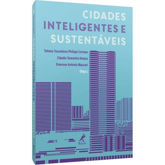 Cidades Inteligentes e Sustentaveis - Manole