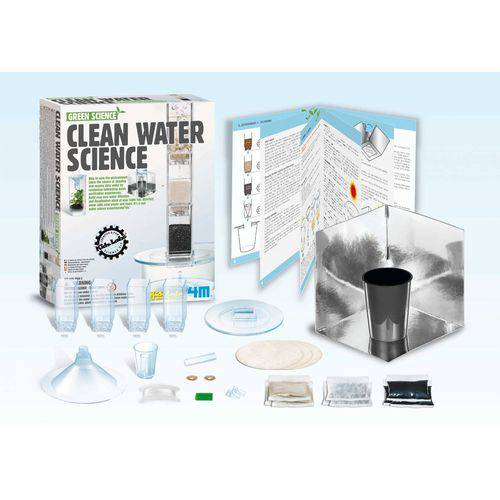 Ciência da Água Pura - 4m