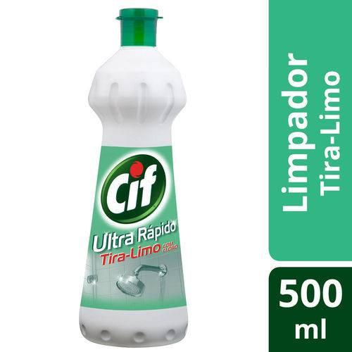 Cif Ultra Rápido Tira Limo com Cloro 500ml