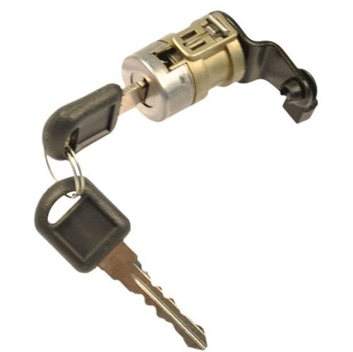 Cilindro com Chave Porta Dianteira Lado Esquerdo - Un40483 S10 /blazer