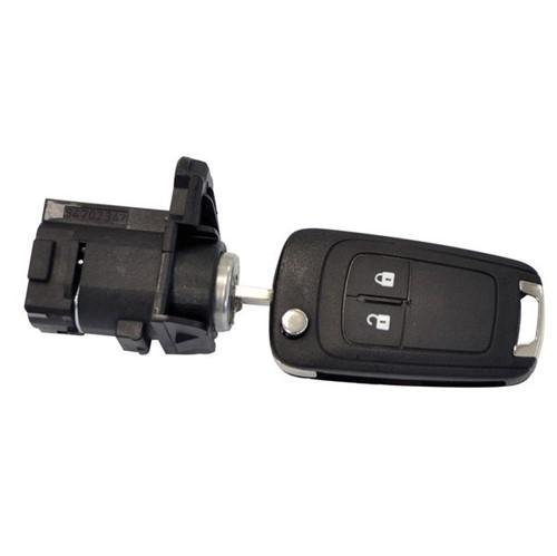 Cilindro Porta Dianteira com Chave Can Gii Esquerdo ou Direito - Un42099 Montana /agile