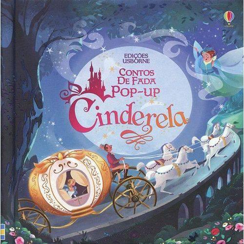 Cinderela - Contos de Fada Pop-Up