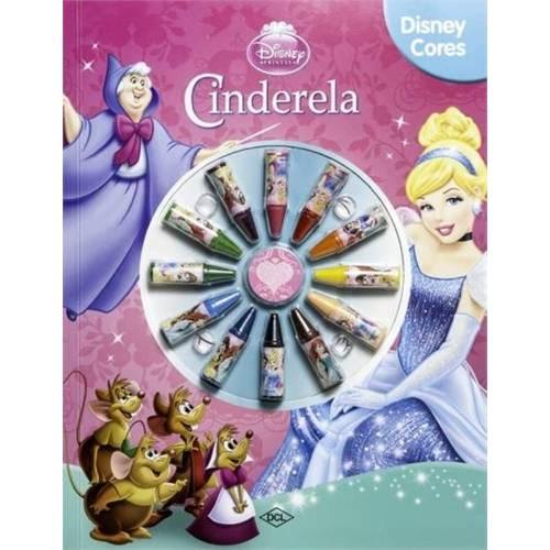 Cinderela - Disney Cores