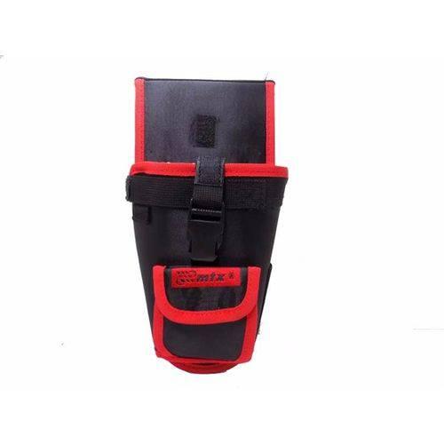 Cinto Bolsa para Parafusadeira com Porta Bits Brocas Mtx