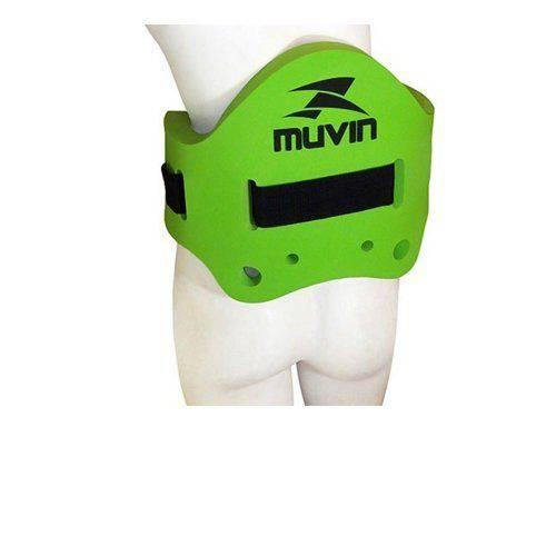 Cinto Flutuante de Natação Cfh-0103 Muvin / Eva / Verde