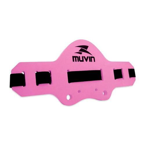 Cinto Flutuante para Hidroginastica- Pink - Muvin Cfh-100