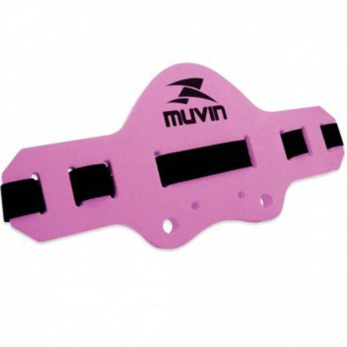 Cinto Flutuante Rosa Regulavel para Natacao Muvin