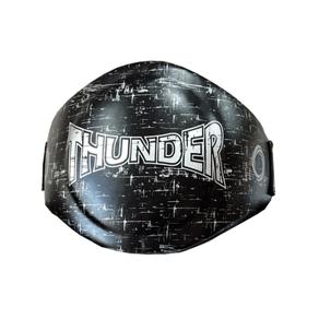 Cinturão de Abdômen - Thunder Preto e Branco