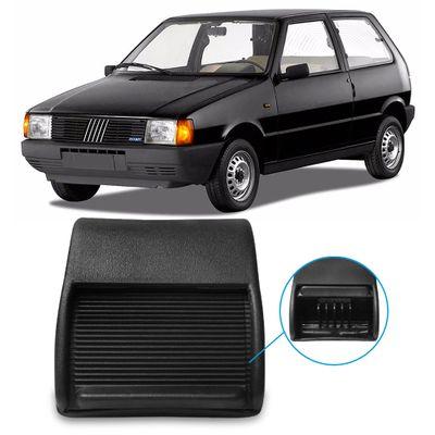 Cinzeiro do Painel Fiat Uno Premio Elba Fiorino 1985 a 1994 - Preto