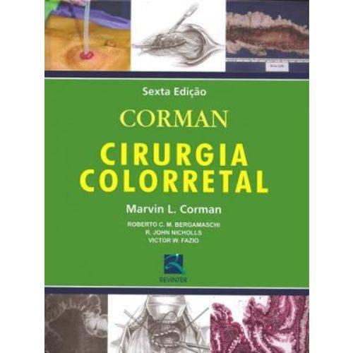 Cirurgia Colorretal - 06 Ed