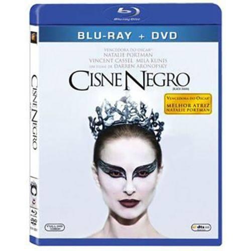 Cisne Negro - Blu-ray + DVD