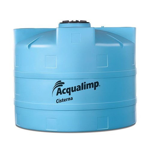 Cisterna 2800L Azul - Acqualimp - Acqualimp