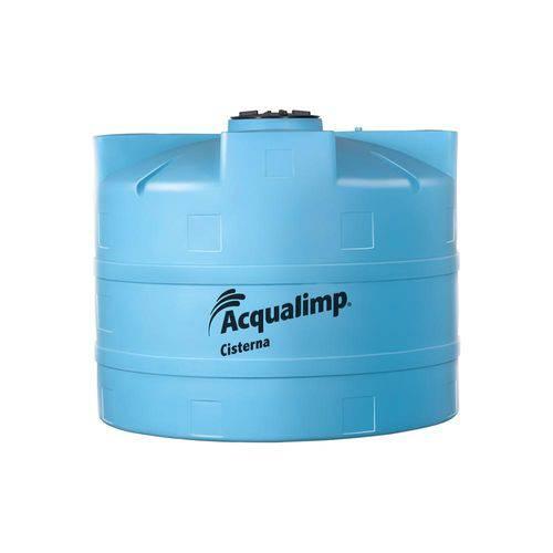 Cisterna para Água da Chuva 5000 Litros Azul