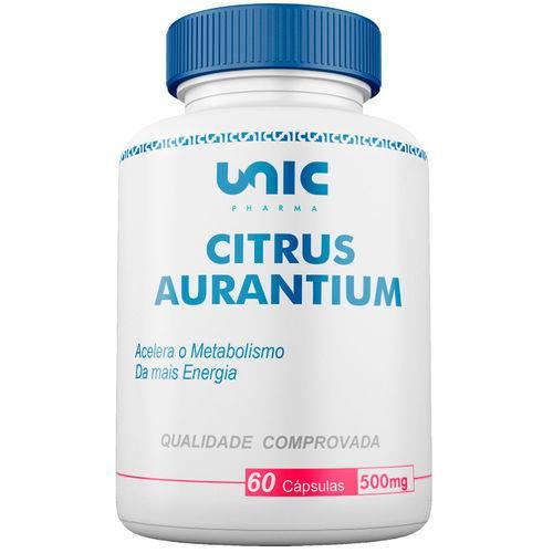 Citrus Aurantium 500mg 60 Cáps Unicpharma