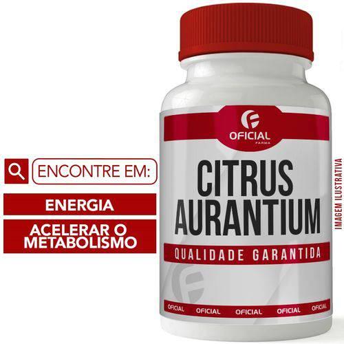 Citrus Aurantium 500mg 60 Cápsulas - Of