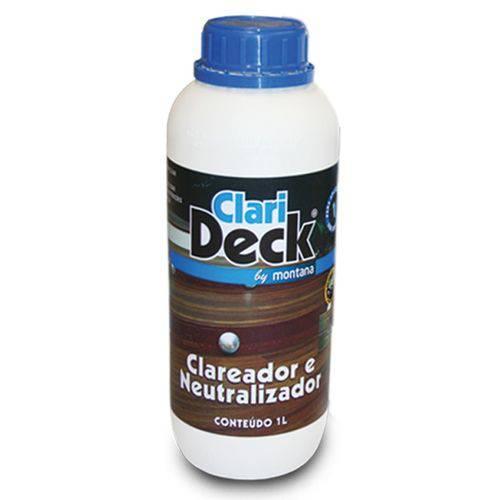 Clarideck Clareador 1 Litro