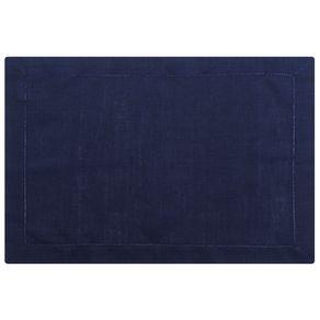 Clássico Lugar Amer.tc 50x36cm Azul Escuro