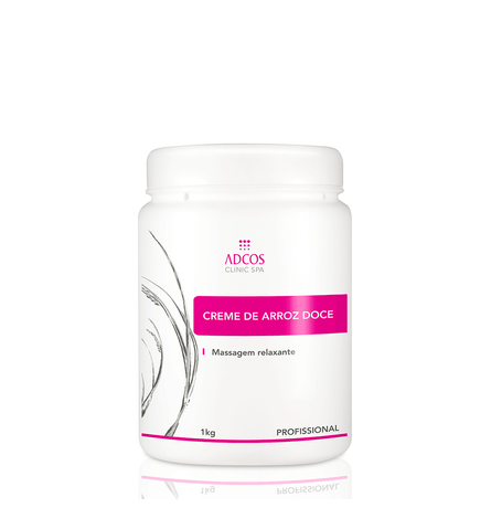 Clinic Spa Creme de Arroz Doce 1kg