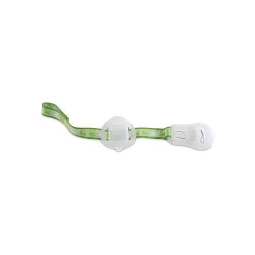 Clip Protetor Chicco Chupeta Verde