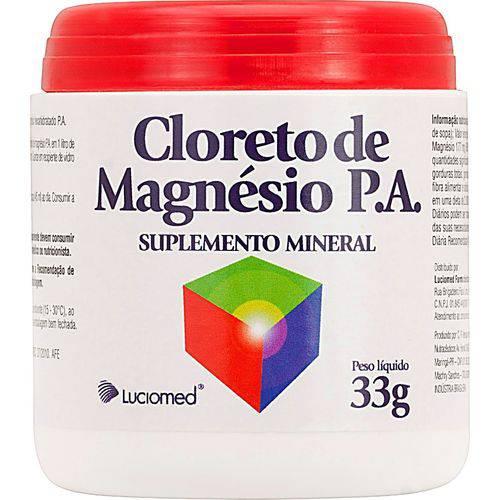 Cloreto de Magnesio P.a 33g