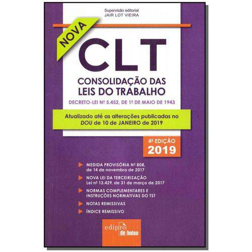 CLT - 04ed/19 - Mini