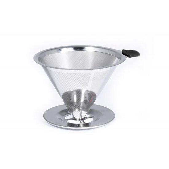 Coador Pour Over Prata