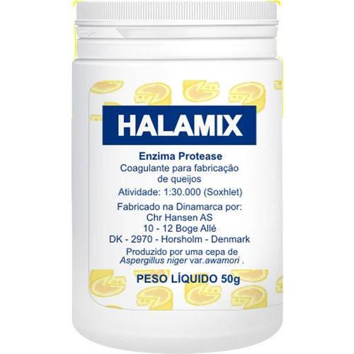 Coalho Po Ha-lamix Caixa com 10 - 50gr