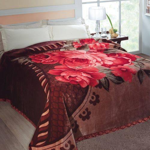 Cobertor Cama King Dupla Face Lore Original Jolitex