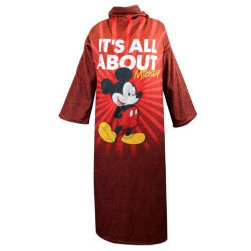 Cobertor com Mangas All About Mickey - Mickey