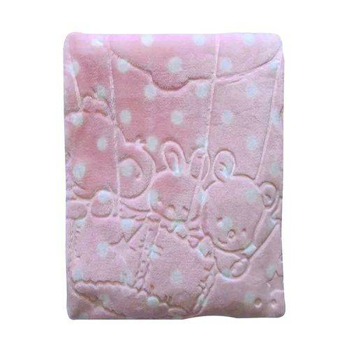 Cobertor em Relevo com Capuz Menina – Jolite