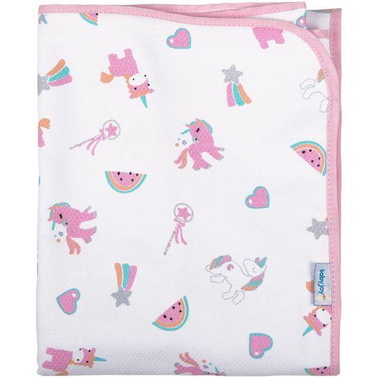 Cobertor Estampado - Feminino