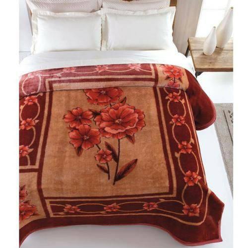 Cobertor Jolitex Pelo Alto Islandia Casal