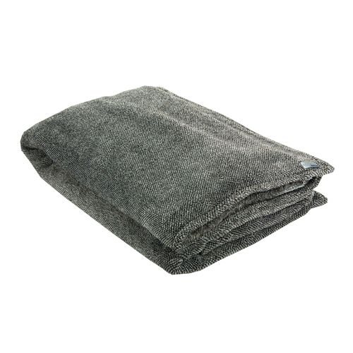 Cobertor King Pied Poule Marrom
