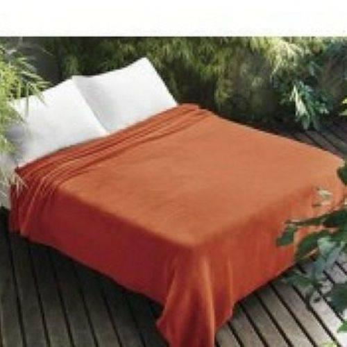 Cobertor Manta King Microfibra Antialérgico Dyuri Laranja