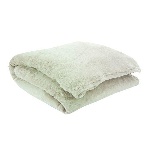 Cobertor Metropole Concreto - Solteiro