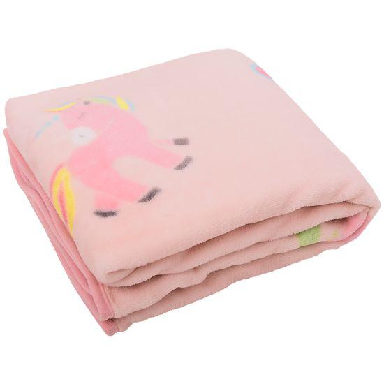 Cobertor Microfibra Soft - Feminino