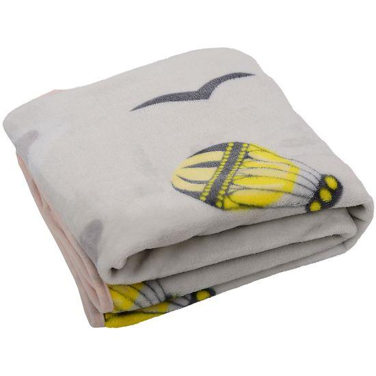 Cobertor Microfibra Soft - Neutro