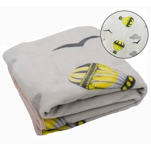 Cobertor para Bebê Soft Neutro