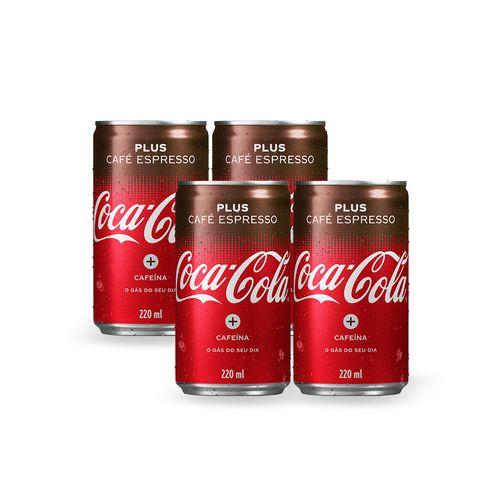 Coca-Cola Café 220ML (Pack 4 Unidades)