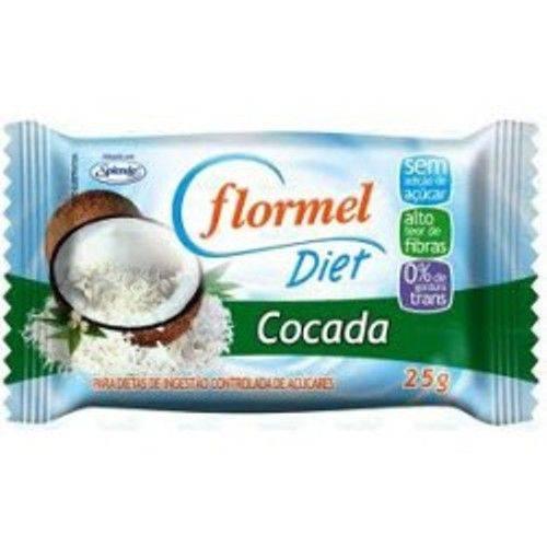 Cocada Flormel Zero 35g