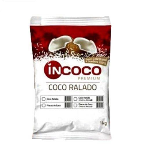 Coco Ral Incoco 1kg Fino Umid Adoc