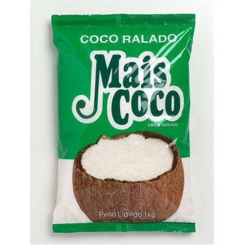 Coco Ralado Seco Mais Coco Kg - Sococo