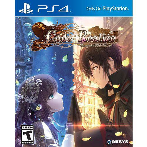 Code Realize Bouquet Of Rainbows - Ps4