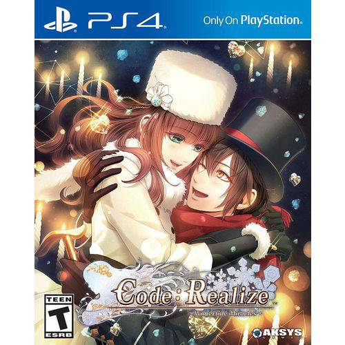 Code Realize Wintertide Miracles - Ps4