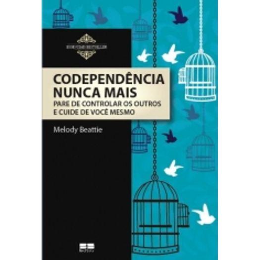 Codependencia Nunca Mais - Best Seller