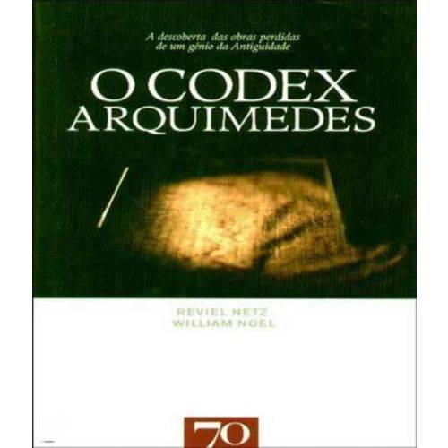 Codex Arquimedes, o