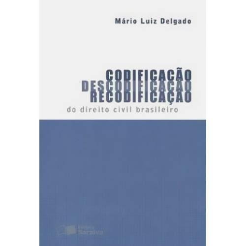 Codificação, Descodificação, Recodificação do Direito Civil Brasileiro