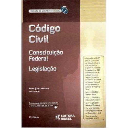 Codigo Civil - 2009